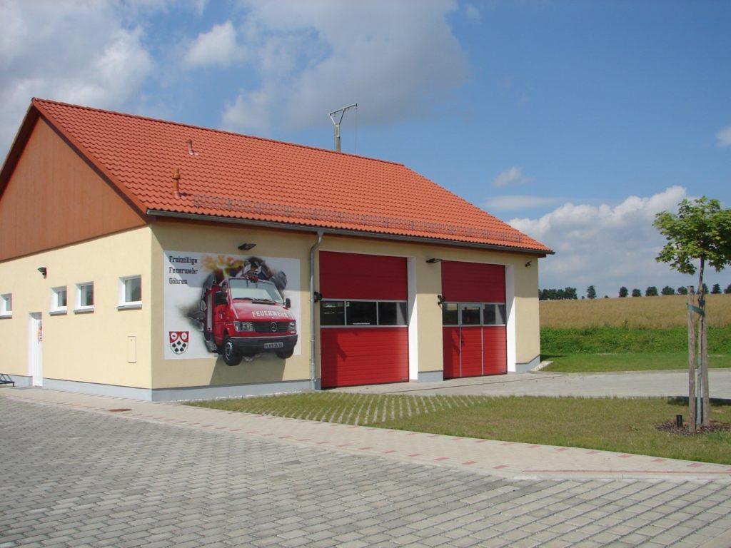 Feuerwehr Gerätehaus Göhren